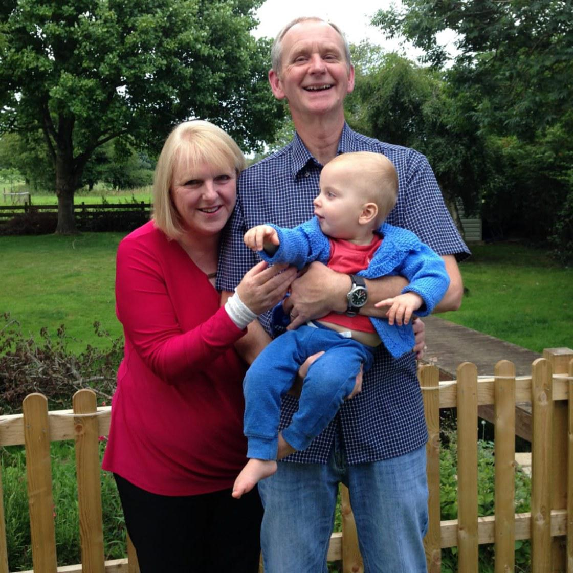 Louise-Warneford-and-family